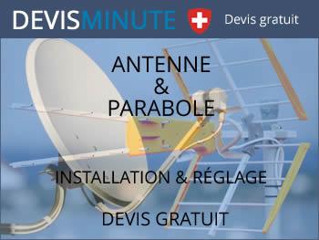 Devis Installation Antenne Parabole
